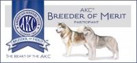 AKC Malamute Sib Huskie Breeder of Merit Winward Malamutes