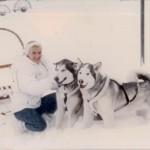 Thunderfoot and Dakota Mushing